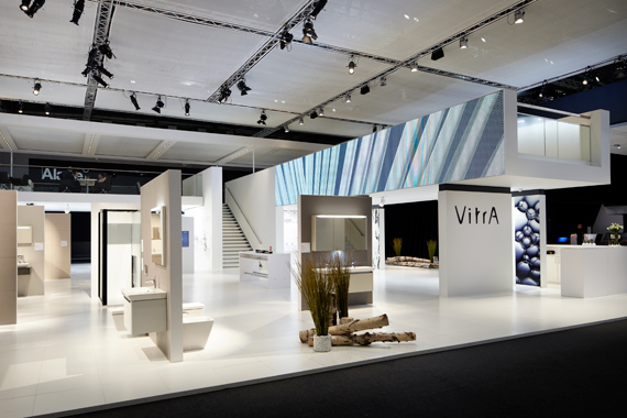 Exhibition Stand Trends 2018 : Vitra ish